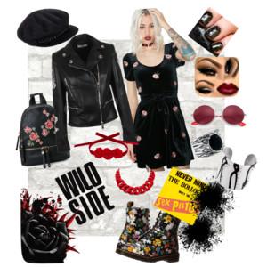 Jsem ta divoška - styling pro holky s duší rockerky