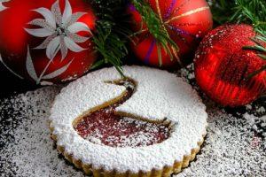 vánoce a vánoční cukroví